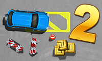 Online free browser game: Park My Car 2
