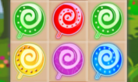 Online free browser game: Sweet Candies: the Second Story