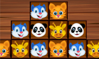 Online free browser game: Animal Heroes