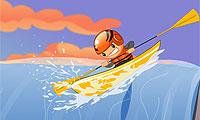 Enchaîne les cascades dans ce défi de kayak à contre-courant !