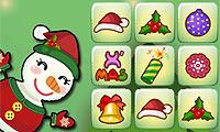 Fais des assemblages pour un très joyeux Noël !