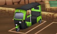 Rickshaw De La Ciudad
