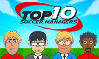 Top 10-voetbalmanagers
