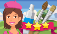Puzzle Painter online game